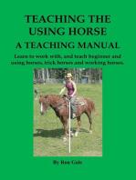 Teaching The Using Horse