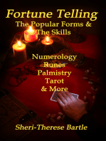 Fortune Telling: The Popular Forms and The Skills