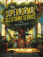 The Supernormal Sleuthing Service #1