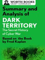 Summary and Analysis of Dark Territory