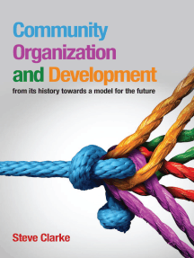 Community Organization and Development: from its history towards a model for the future