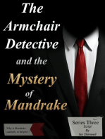 The Armchair Detective and the Mystery of Mandrake