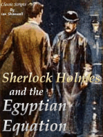 Sherlock Holmes and the Egyptian Equation