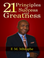 21 Principles of Success and Greatness