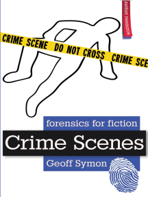 Read Crime Scenes Forensics For Fiction Online By Geoff Symon Books