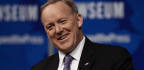 Sean Spicer Throws In the Towel