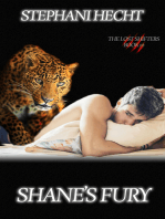 Shane's Fury (Lost Shifters Book 10)