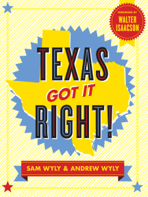 Texas Got It Right!