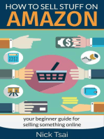 How To Sell Stuff On Amazon -your beginner guide for selling something online