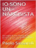 Io sono un narcisista