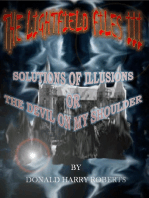 Solutions And Illusions Or The Devil On My Shoulder