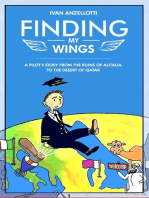 Finding my Wings. A Pilot's Story from the Ruins of Alitalia to the Desert of Qatar