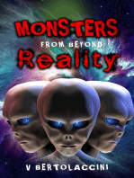 Monsters from Beyond Reality 1st Ed.