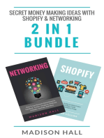 Secret Money Making Ideas With Shopify & Networking (2 in 1 Bundle)