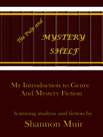 The Pulp and Mystery Shelf