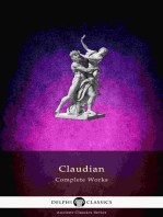 Delphi Complete Works of Claudian (Illustrated)