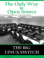 The Only Way is Open Source