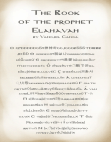 The Book of the Prophet Elahavah Free download PDF and Read online