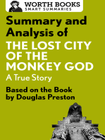 Summary and Analysis of The Lost City of the Monkey God