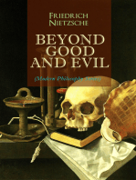 BEYOND GOOD AND EVIL (Modern Philosophy Series)
