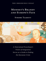 Monnet's Brandy and Europe's Fate