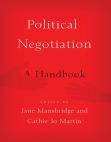 Political Negotiation: A Handbook