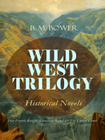 WILD WEST TRILOGY - Historical Novels