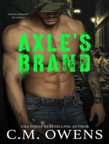 Axle's Brand: Death Chasers MC Series