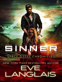 Sinner: Space Gypsy Chronicles, #2