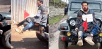 The Viral Video That Showed a Kashmiri Protester Tied to an Indian Military Jeep