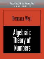 Algebraic Theory of Numbers. (AM-1), Volume 1