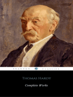 Complete Works Of Thomas Hardy (ShandonPress)