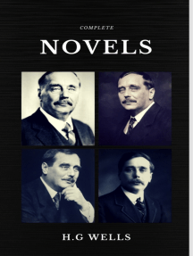 H. G. Wells: Classics Novels Collection (Quattro Classics) (The Greatest Writers of All Time)