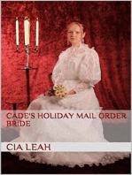 Cade's Holiday Mail Order Bride