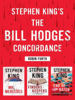 Stephen King's The Bill Hodges Trilogy Concordance