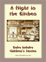 A NIGHT IN THE KITCHEN - A Romanian Children's Story