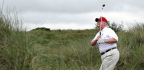 Trump, The Golfer In Chief