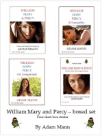 William Mary & Percy Box Set