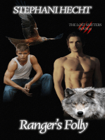 Ranger's Folly (Lost Shifters Book 12)