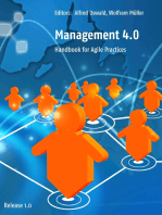 Management 4.0: Handbook for Agile Practices