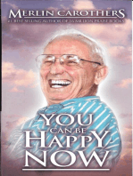 You Can Be Happy Now