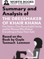 Summary and Analysis of the Dressmaker of Khair Khana: Five