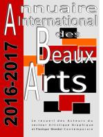 Annuaire international des beaux-arts 2016-2017