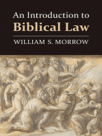 An Introduction to Biblical Law
