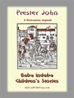 PRESTER JOHN - A Romanian Legend