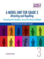 A Model Unit For Grade 3
