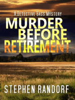 Murder Before Retirement