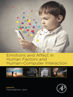 Emotions and Affect in Human Factors and Human-Computer Interaction