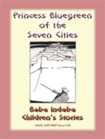 PRINCESS BLUEGREEN OF THE SEVEN CITIES - A tale of Atlantis and the Azores