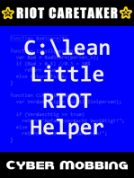 Clean Little RIOT Helper
